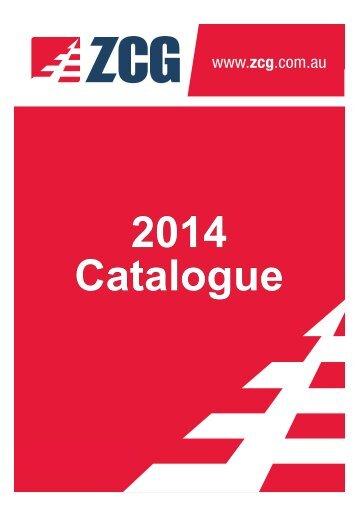 ZCG SCALAR - Product Catalogue