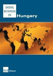 Hungary - HLB Deutschland