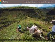 Informe de sostenibilidad 2009 - Baxter Sustainability Report