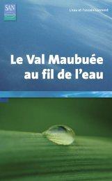 Val Maubuée au fil de l'eau - Agglomération de Marne-la-Vallée ...