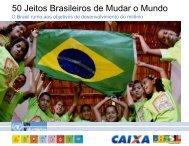 MDG Brazil Editorial/Sumario - World Volunteer Web