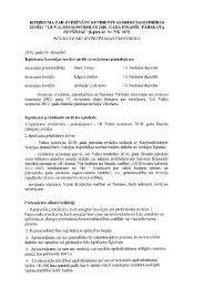 Piedāvājumu izvērtēšanas protokols uz 4 lpp.