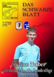 Unsere qualifizierten SR in der Saison 2010/2011 Kreisklasse A