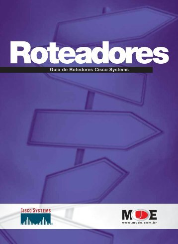 Guia de Rotedores Cisco Systems - Xtech Networking