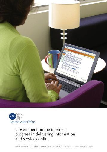 Government on the internet - LSE Research Online - London School ...