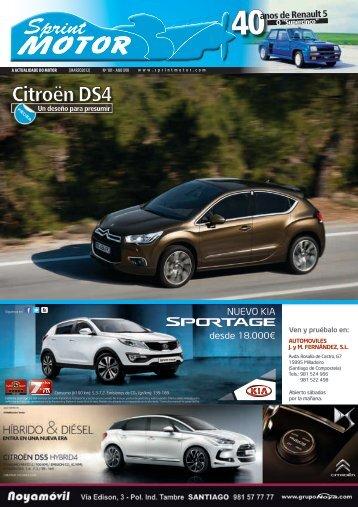 Citroën DS4 - Sprint Motor