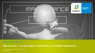 iMaintenance - the idea - Bilfinger