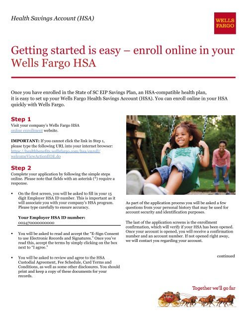 Why can t i enroll in online banking wells fargo