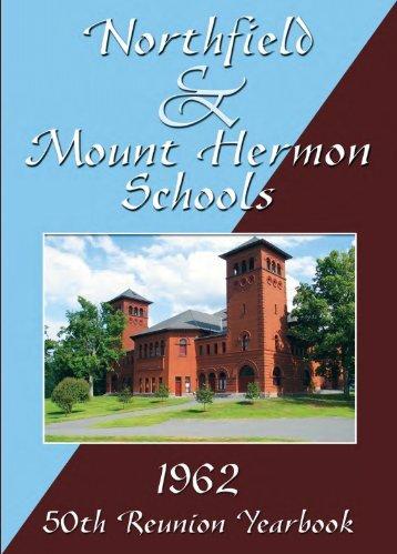Yearbook - Northfield Mount Hermon School