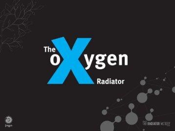 OXYGEN Presentation - Jaga OXYGEN
