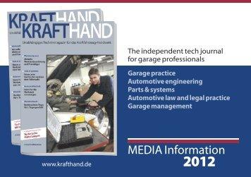 MEDIA Information - Krafthand.de