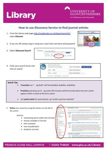 Journal Article Editing