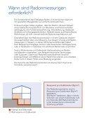 Radon - Messung und Bewertung (pdf) - AGES - Page 5