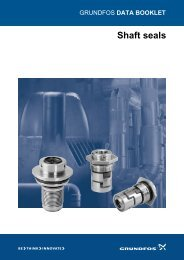 Shaft seals - FREE SHIPPING - Heating and Air Conditioning ...