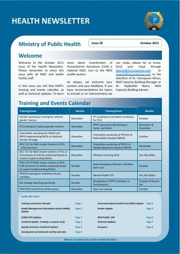 Download file - Ministry of Public Health Afghanistan