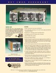 HSF/HSP Brochure - Kepco, Inc. - Page 2