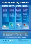 Sterile Venting Devices - Helapet - Page 2