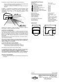 INTERRUPTOR DE PROXIMIDAD ISIMAT+ ISIMAT+ - Page 2