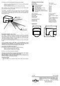 INTERRUPTOR DE PROXIMIDAD ISIMAT+ ISIMAT+ - Page 4
