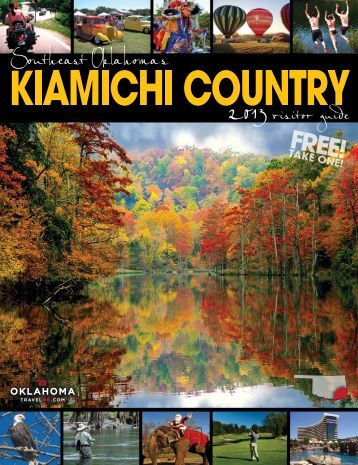 2013 Kiamichi Country Visitor's Guide (download PDF)