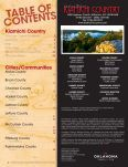 2013 Kiamichi Country Visitor's Guide (download PDF) - Page 4