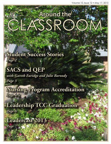 Vol 10 Issue 12 Accreditation - Tallahassee Community College