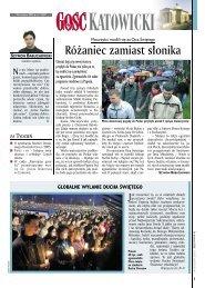 GN Katowice 17/2005 (pdf) - Gość Niedzielny
