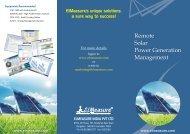 Download Remote Solar Power Generation Management