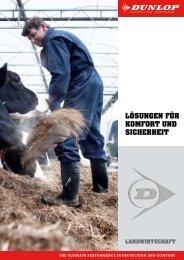 Dunlop Katalog Landwirtschaft