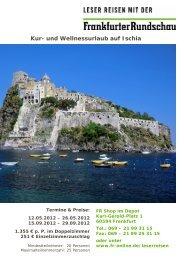 Kur- und Wellnessurlaub auf Ischia
