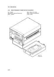 TB 11-6625-3263-25 4-74 4-23. RADIO FREQUENCY POWER ...
