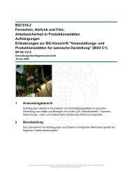 BGI 810-2 - beim Carl Heymanns Verlag