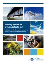Aalborg Kommune Erhvervsafdelingen - En introduktion til ...
