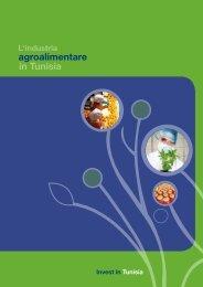 in Tunisia agroalimentare