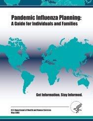Pandemic Influenza Planning: