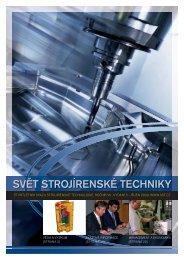 Svět strojírenské techniky číslo 3/2009 (PDF, 30.30 MB) - Svaz ...