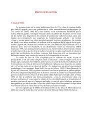 Quatre contes occitans - CRDP de l'académie de Montpellier