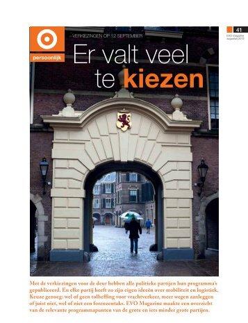 EVO Magazine nr 8 2012
