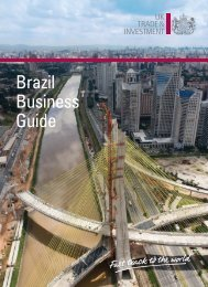 Brazil Business Guide - Construction Equipment Association