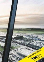 Geschäftsbericht 2010 - Flughafen Wien