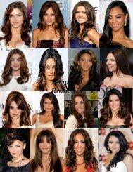 Beautiful Brunettes - Avant Hair & Skin Care Studio