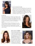 Beautiful Brunettes - Avant Hair & Skin Care Studio - Page 2
