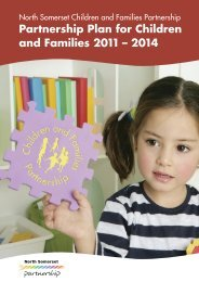 Children and Families Partnership Plan 2011-2014