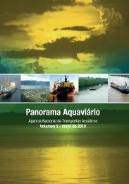 Panorama Aquaviário - Antaq