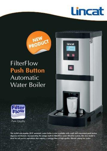 Download FilterFlow Push Button Brochure