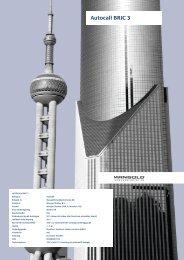 Autocall BRIC 3 - Mangold Fondkommission