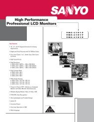 Data Sheet - CCTV
