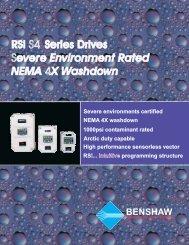S4 Series Severe Environment Rated NEMA 4 ... - Royal Hydraulics