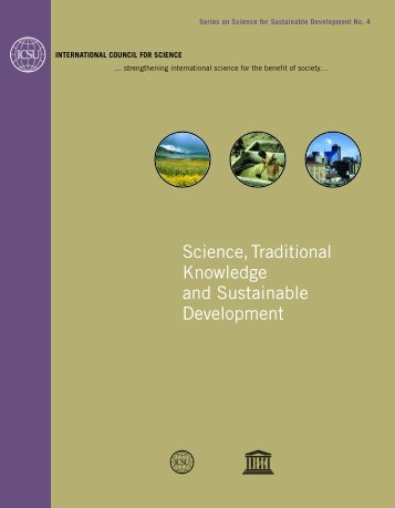 Science, Traditional Knowledge and Sustainable Development