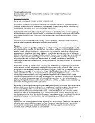 6 sider, pdf-fil - Hotel Pro Forma